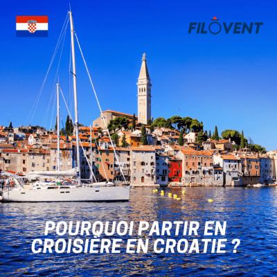 Pourquoi partir en croisière en Croatie ? cover