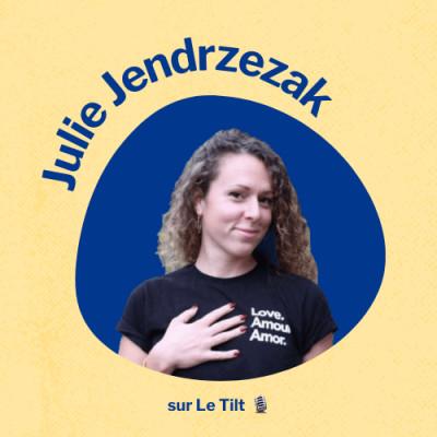 #32 Julie Jendrzezak - Du burn out en grand groupe à l'épanouissement professionnel en indépendante cover