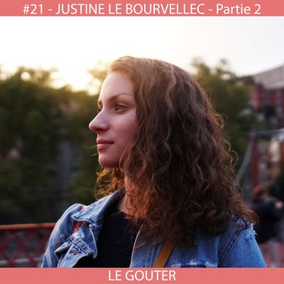 #10 - Carte Blanche - Justine Le Bourvellec Part 2 cover