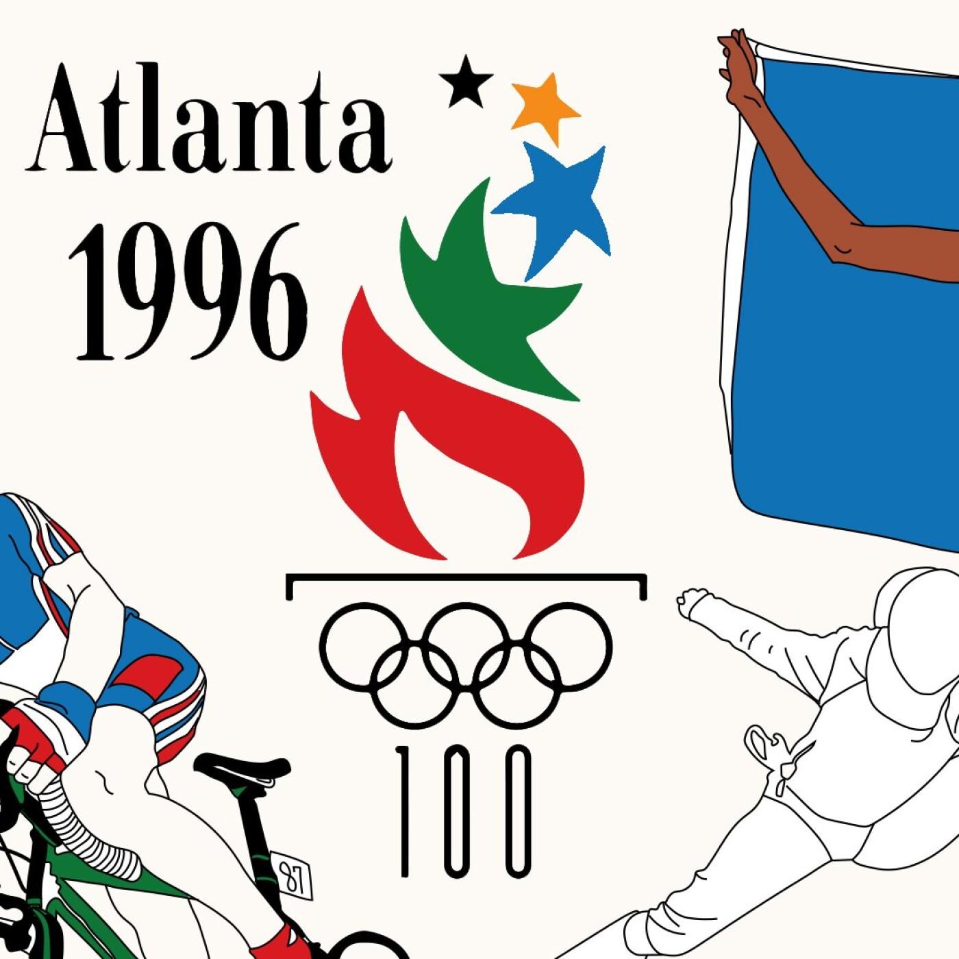 Jeux Olympiques 1996 - Atlanta