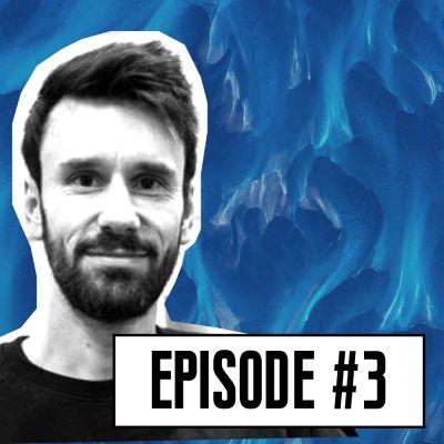 #3- Sébastien Vray de Courseur - Lutter contre les injustices grâce à l'entrepreneuriat cover