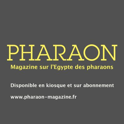 Pharaon Magazine podcast 14 octobre 2019 cover