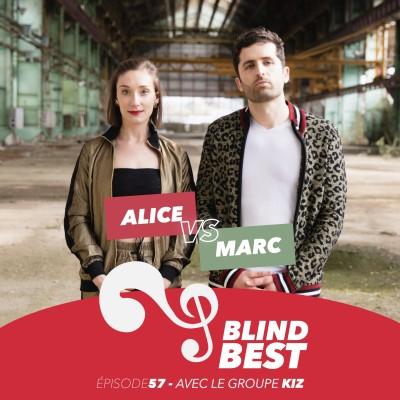 [n°57] Alice (du groupe KIZ) vs. Marc (du groupe KIZ) : zik, bruitages et fair-play cover