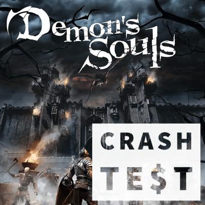 #CrashTest - Demon Souls sur PS5 - Un magnifique retour en enfer cover