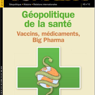 Géopolitique de la santé - HS 12 cover