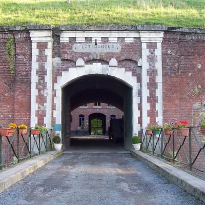 Découvrez le Fort de Seclin cover