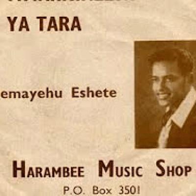 Micros & sillons 1 // 7 - ALEMAYEHU ESHETE - Timarkyalesh - ETHIOPIE cover