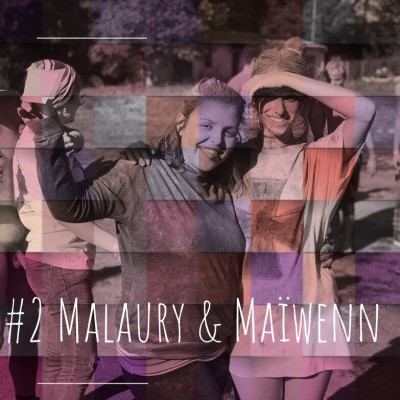 2. Maïwenn & Malaury : Le coup de foudre cover