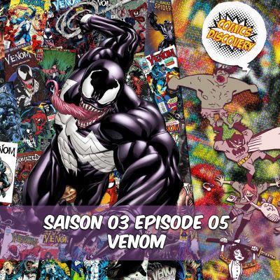 image ComicsDiscovery S03E05 Venom