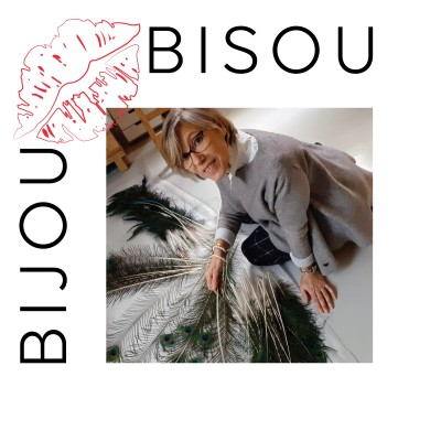 Le bijou comme un bisou #69 la plumasserie joaillière de Nelly Saunier cover