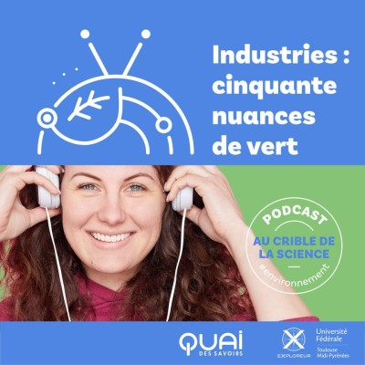 Industries : cinquante nuances de vert cover