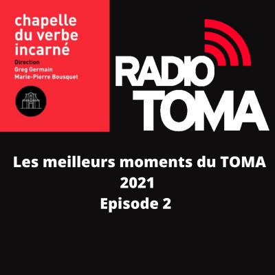 LES MEILLEURS MOMENTS DU TOMA 2021 - 24 juillet 2021 cover