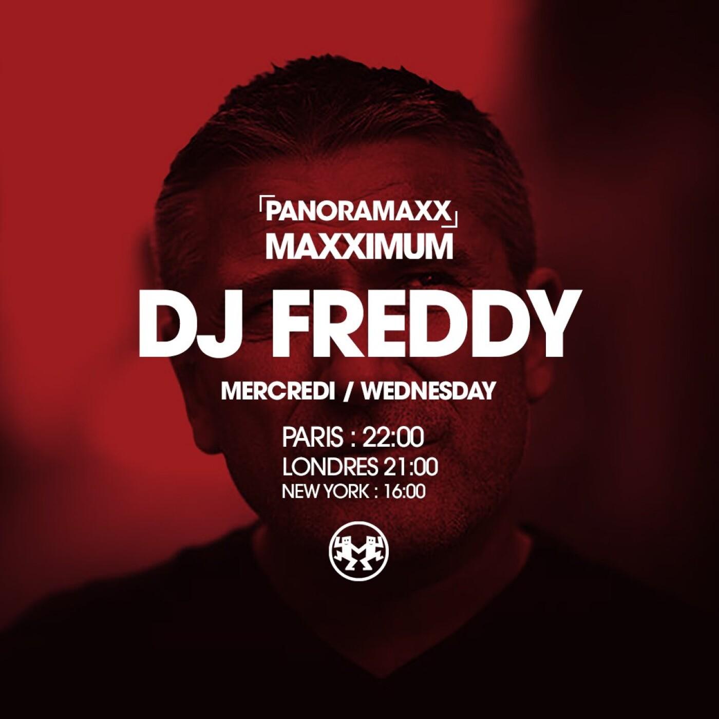 PANORAMAXX : DJ FREDDY