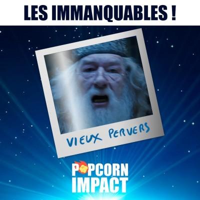 Les Immanquables - Harry Potter cover