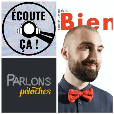 image EP 50 : Musique et Humour Feat. Thomas Deseur (Parlons Péloches)