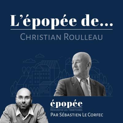 L'épopée de Christian Roulleau (SAMSIC) par Sébastien Le Corfec (Epopée/West Web Valley) cover
