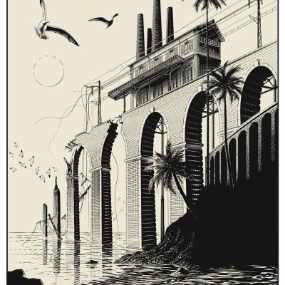 Chroniques d'une ville ephemere #2 - Estaque avec Pascal Rome cover