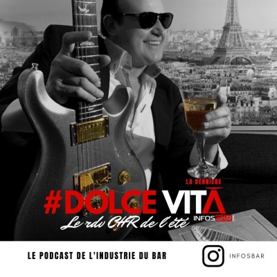 Podcast Dolce Vita by Infosbar #09 - La DER ... cover