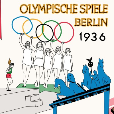 Jeux Olympiques 1936 - Berlin cover