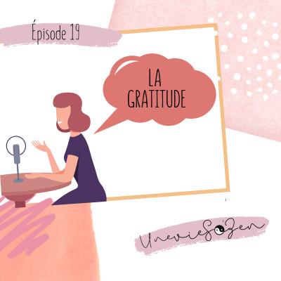 La Gratitude cover