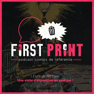 L'Esprit de Will Eisner : visitez l'exposition de la Biennale du 9e Art en podcast cover