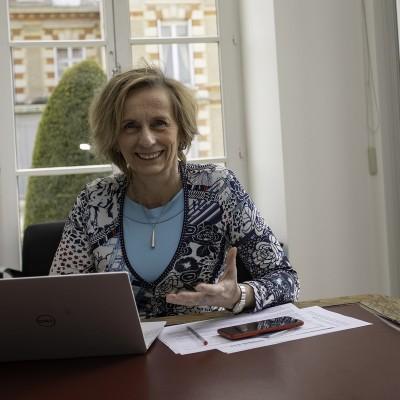 Christine Bertrand, DSIN CD77 (Part 2) : la nouvelle ère du télétravail, on ne reviendra pas en arrière cover