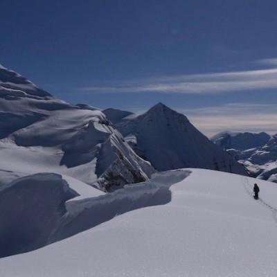 6 histoires d'altitude, en Himalaya cover