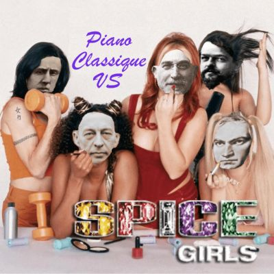 image Ep 44 : Piano Classique et... Spice Girls