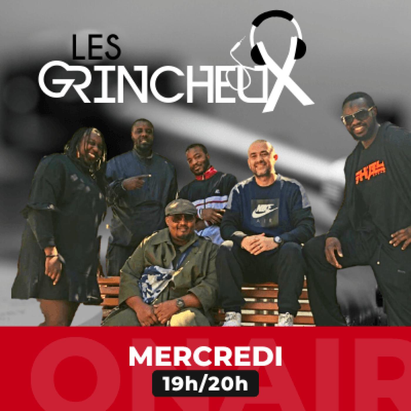 Les Grincheux (Le Griot et son équipe) (01/07/20)