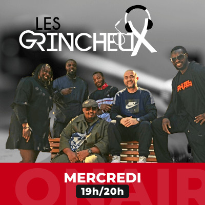Les Grincheux (Le Griot et son équipe) (01/07/20) cover