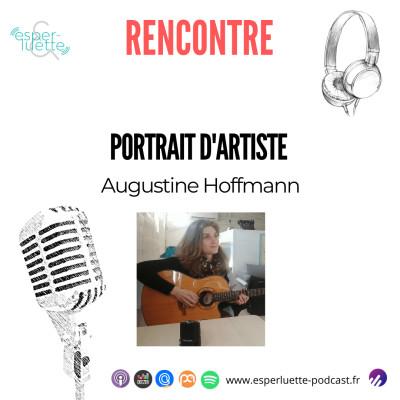 Augustine Hoffmann - Portrait d'artiste cover