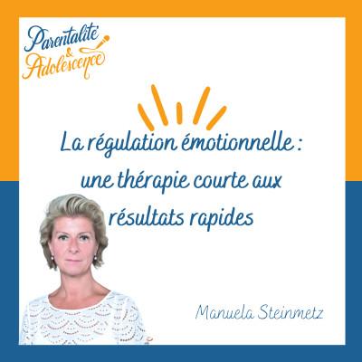 55. La régulation émotionnelle : une thérapie courte aux résultats rapides cover
