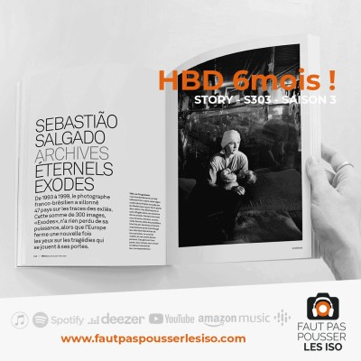 STORY - S303 - HBD 6mois ! cover