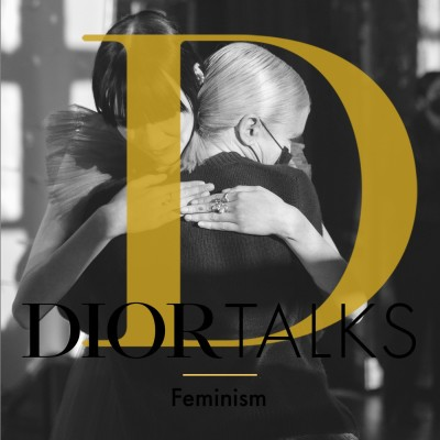 DIOR TALKS cover