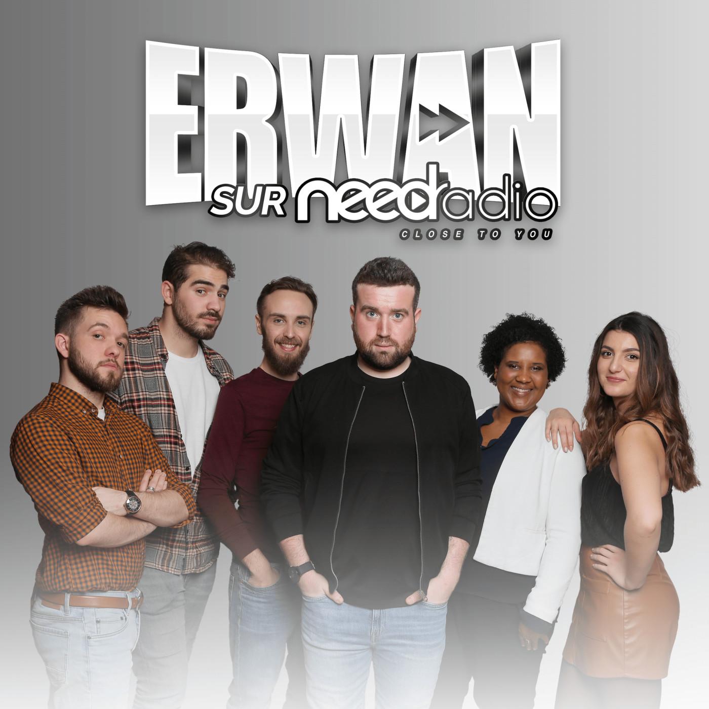 Erwan sur NEED Radio S2 #18 (23/02/20)
