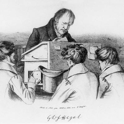 Hegel et la philosophie du droit. Thibaut Gress cover