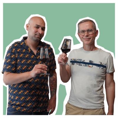 Invitation au voyage : Damien et Frederic cavistes spécialisés dans les vins du monde cover