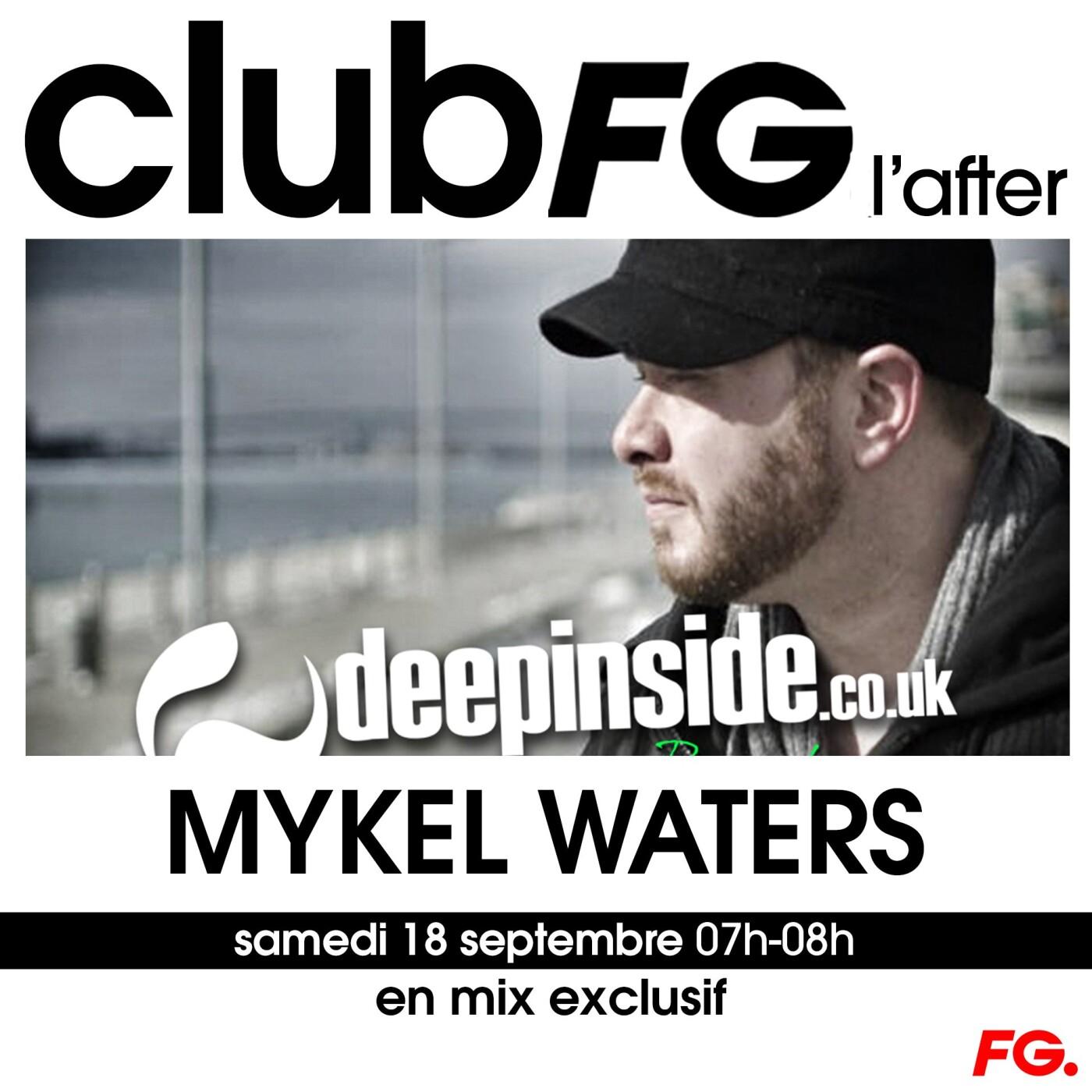 CLUB FG : MYKEL WATERS