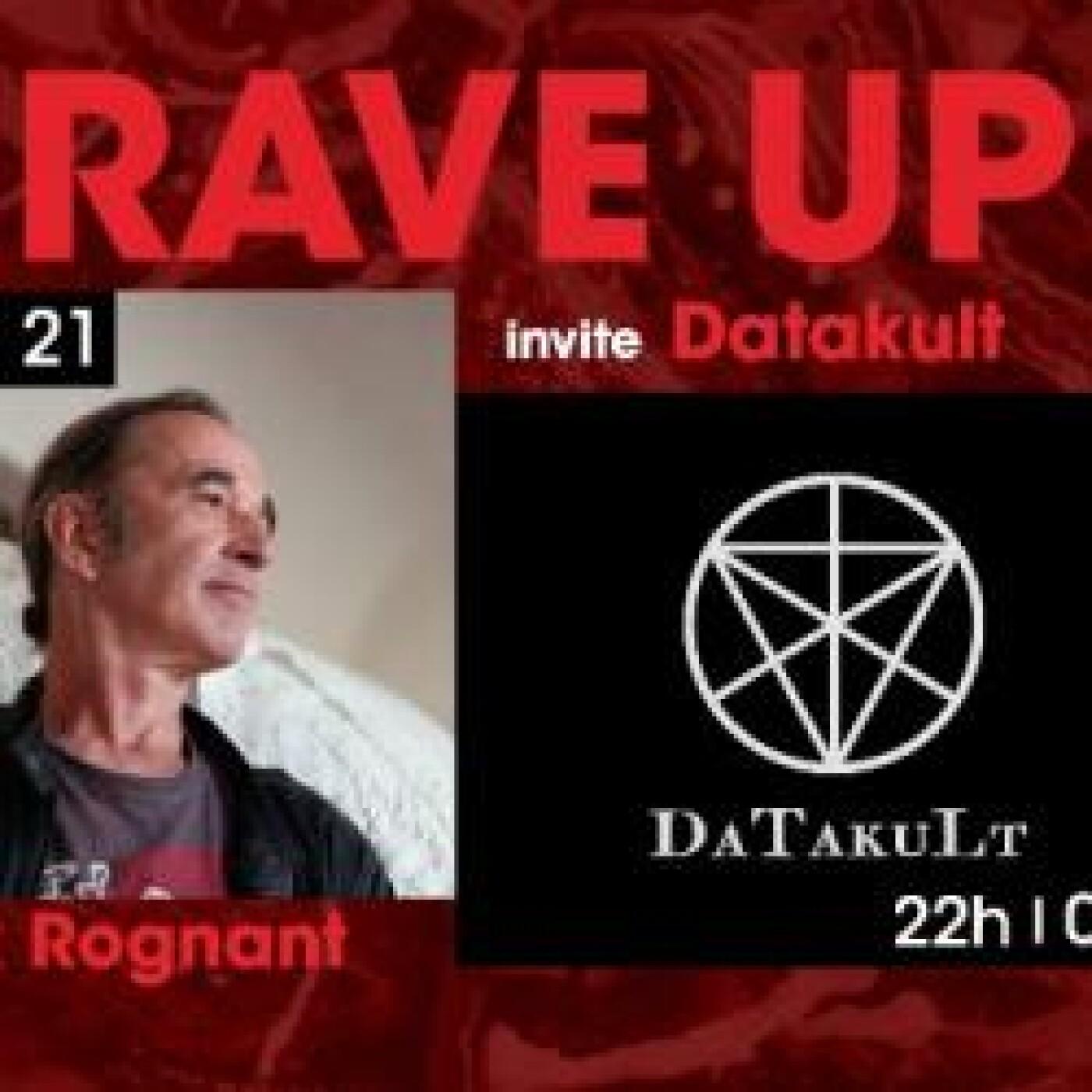 RAVE UP : DATAKULT