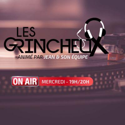 Les Grincheux (Le Griot et son équipe) (16/09/19) cover