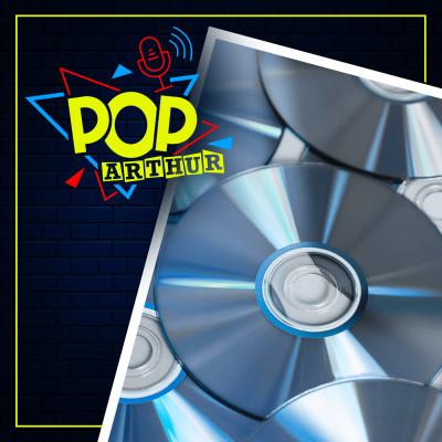 Pop Arthur #11 - Les Albums d'enfance cover