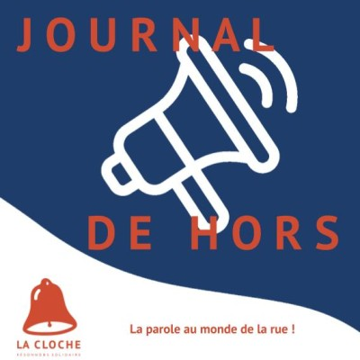 Journal De Hors - Le voyage de JP cover