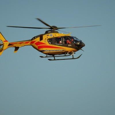 Gérer l'arrivée d'un hélicoptère sur autoroute cover