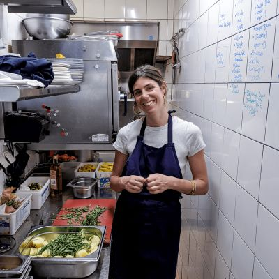 Ouïe Chef-fe ! Episode 5 - Mikaela cover