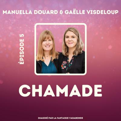 """#5 - Manuella Douard & Gaëlle Visdeloup - """"Après 8 ans, il y a peut-être d'autres vies possibles."""" cover"""