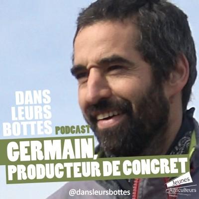 Germain, producteur de concret cover
