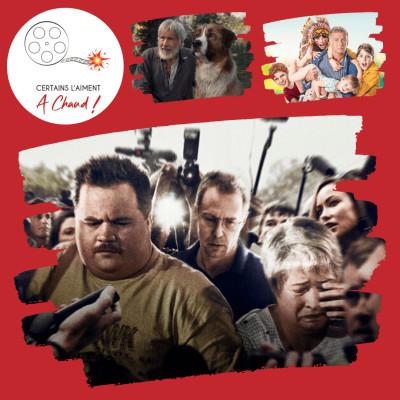 Le Cas Richard Jewell - L'Appel de la Forêt - 10 Jours Sans Maman cover
