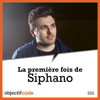 Siphano - 1er jeu vidéo cover