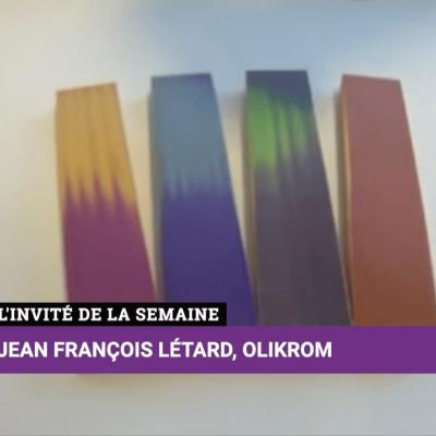 JF Letard - Olikrom cover