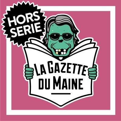 La Gazette du Maine HS - L'actualité de King : récap' 2020 et projets cover